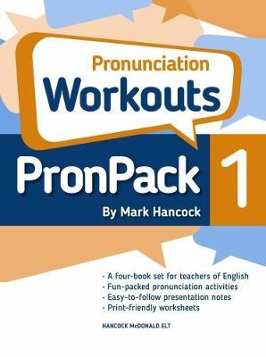 PronPack 1: Pronunciation Workouts - PronPack 1 (Paperback)