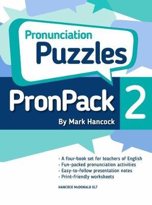 PronPack 2: Pronunciation Puzzles - PronPack 2 (Paperback)