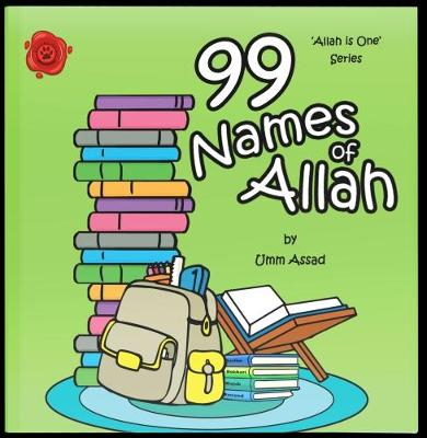 99 Names Of Allah - Allah Is One 3 (Paperback)