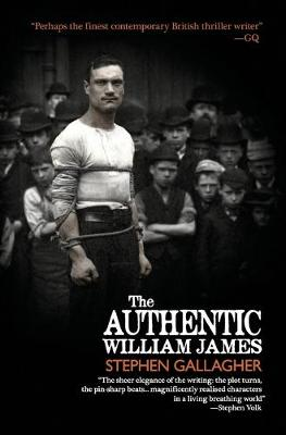 The Authentic William James - The Sebastian Becker Novels 3 (Paperback)