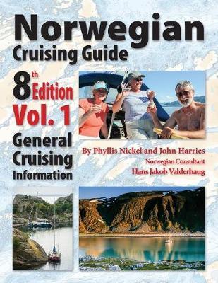 Norwegian Cruising Guide 8th Edition Vol 1 (Paperback)