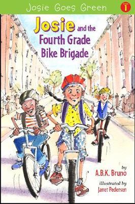 Josie and the Fourth Grade Bike Brigade: Book 1 (Paperback)