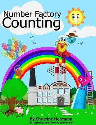 Number Factory Counting - Young Cbees 2 (Paperback)