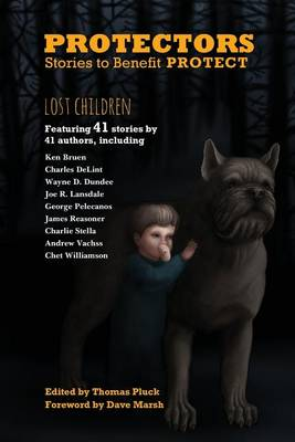 Protectors: Stories to Benefit Protect (Paperback)