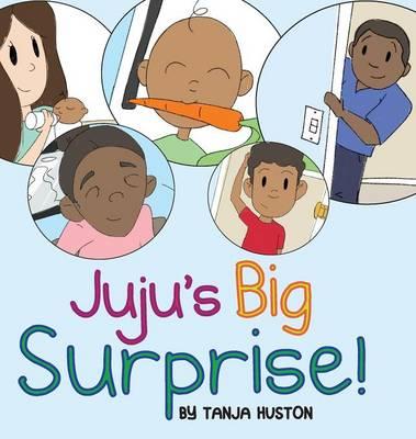 Juju's Big Surprise (Hardback)