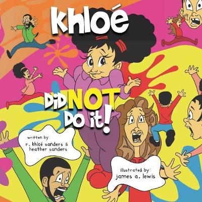 Khlo Did NOT Do It! (Paperback)