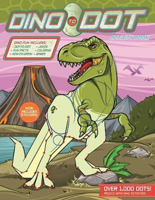 Dino-to-Dot Activity Book (Paperback)