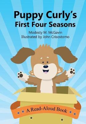 Puppy Curly's First Four Seasons (Paperback)