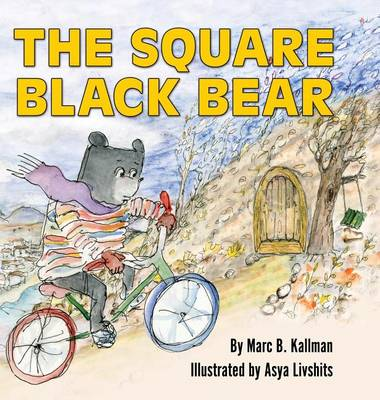 The Square Black Bear (Hardback)