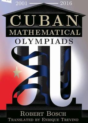 Cuban Mathematical Olympiads (Hardback)