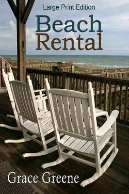 Beach Rental (Large Print) - Emerald Isle, NC Series (Large Print) 1 (Paperback)