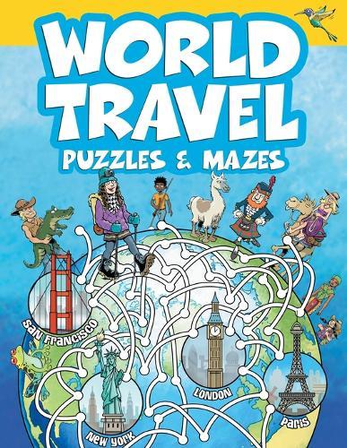 World Travel Puzzles & Mazes (Paperback)