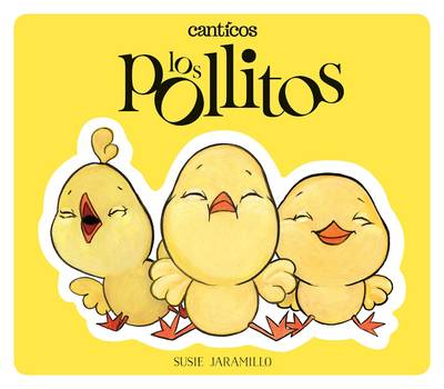 Little Chickies / Los Pollitos: A bilingual lift-the-flap book (Board book)