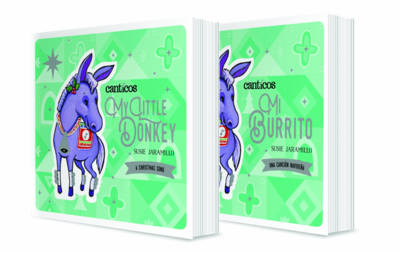 My Little Donkey / Mi Burrito (Board book)