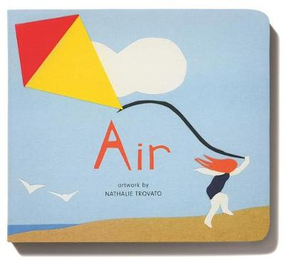 Air - The Toddler Series (Board book)