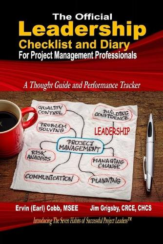 The Official Leadership Checklist and Diary for Project Management Professionals (Paperback)