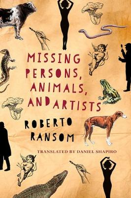 Missing Persons, Animals, and Artists (Paperback)