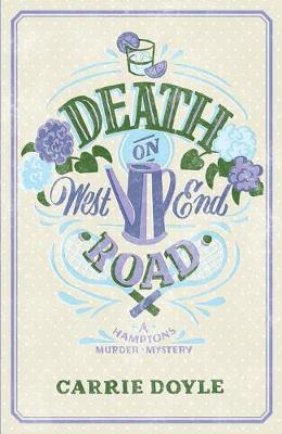 Death on West End Road: A Hamptons Murder Mystery (Paperback)