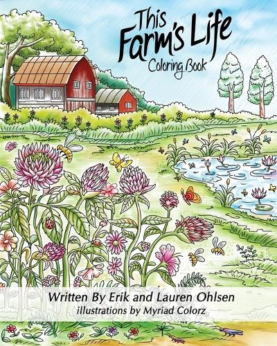 This Farm's Life Adult Coloring Book - Storyscapes Book 3 (Paperback)