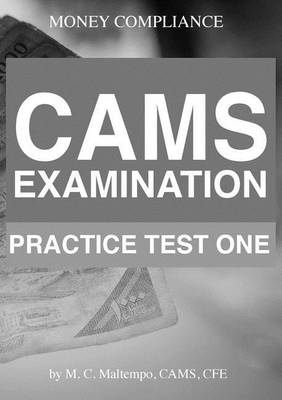 Cams Examination Practice Test One (Paperback)