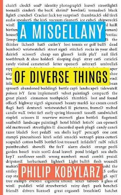 A Miscellany of Diverse Things (Paperback)