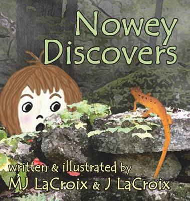 Nowey Discovers - Nowey Discovers 1 (Hardback)