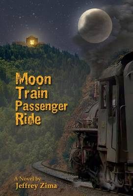 Moon Train Passenger Ride (Hardback)