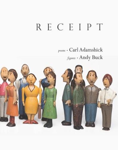 Receipt: Poems (Paperback)