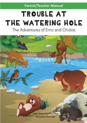Parent/Teacher Manual for Trouble at the Watering Hole Children's Book (Paperback)