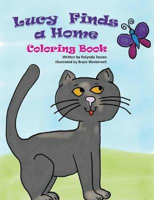 Lucy Finds a Home Coloring Book (Paperback)