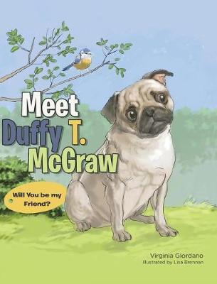 Meet Duffy T. McGraw: Will You Be My Friend? - Meet Duffy T. McGraw 1 (Hardback)