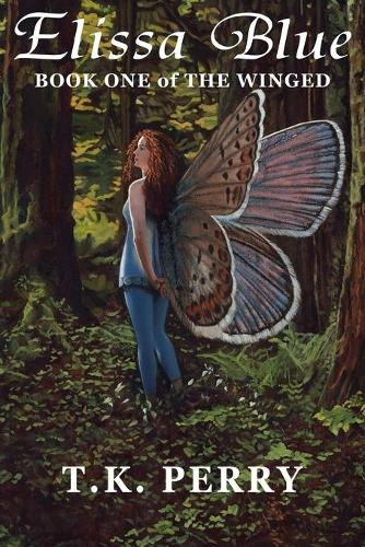 Elissa Blue: Book One of the Winged - Winged 1 (Paperback)