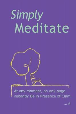 Simply Meditate (Paperback)