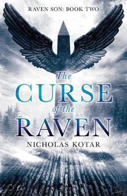 The Curse of the Raven - Raven Son 2 (Paperback)