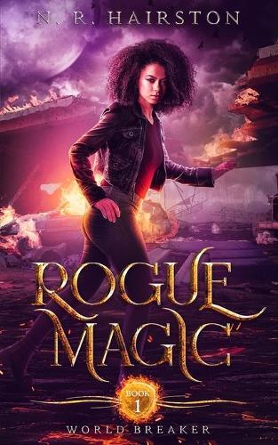 Rogue Magic - World Breaker 1 (Paperback)