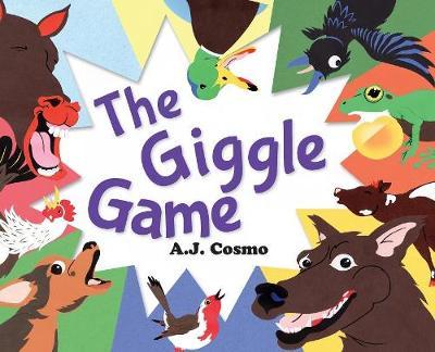 The Giggle Game (Hardback)