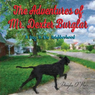 The Adventures of Mr. Dexter Burglar: A Day in the Neighborhood - Mr. Dexter Burglar 1 (Paperback)