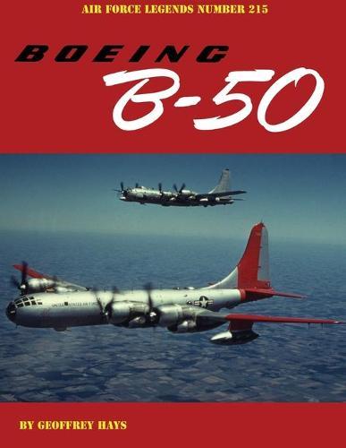 Boeing B-50 (Paperback)
