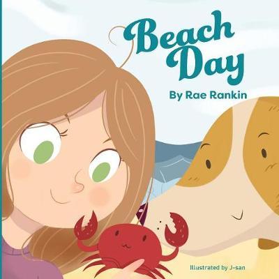 Beach Day (Paperback)