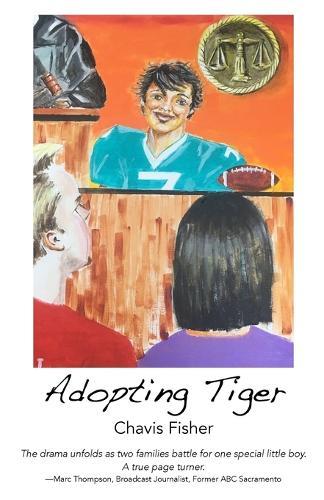 Adoption Tiger (Paperback)