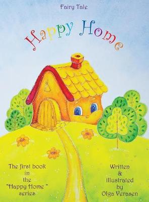 Happy Home - Happy Home 1 (Hardback)