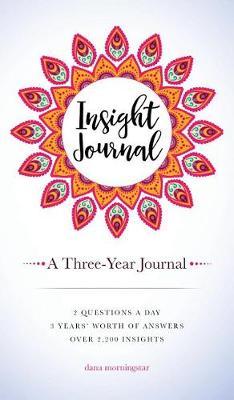 Insight Journal: A Three-Year Journal (Hardback)
