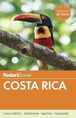 Fodor's Costa Rica (Paperback)