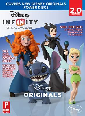 Disney Infinity Originals: Prima Official Game Guide (Paperback)