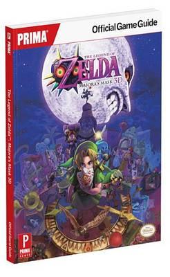 The Legend of Zelda: Majora's Mask (Paperback)