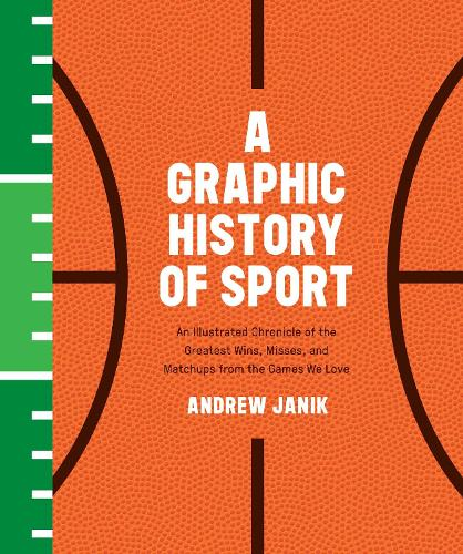 A Graphic History Of Sport, A (Hardback)
