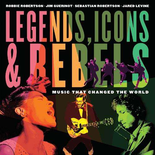 Legends, Icons & Rebels (Paperback)