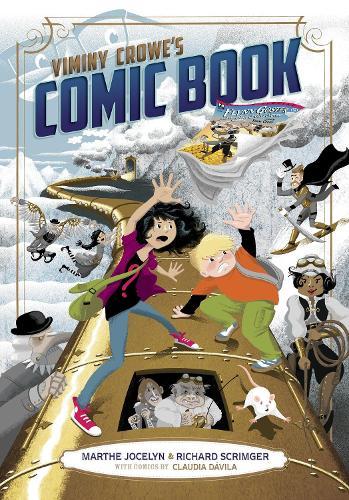 Viminy Crowe's Comic Book (Paperback)