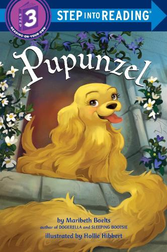 Pupunzel - Step into Reading (Paperback)