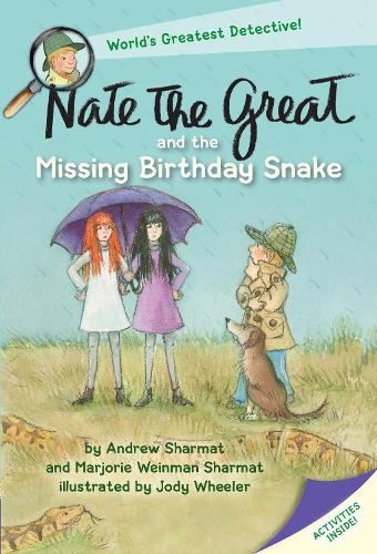 Nate the Great and the Missing Birthday Snake - Nate the Great (Paperback)